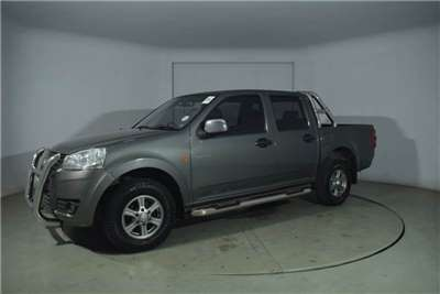 GWM Steed 5 2.2 MPi P/U D/C 2013
