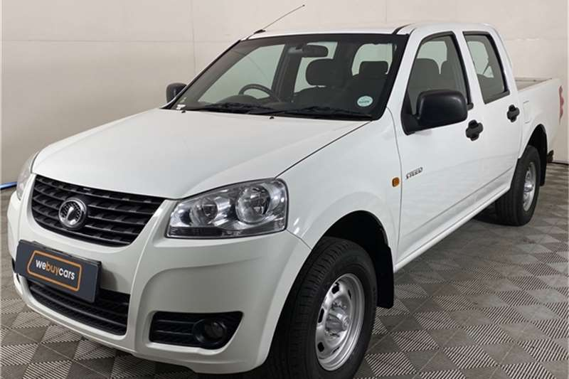 2018 GWM Steed 5 Steed 5 2.2L double cab