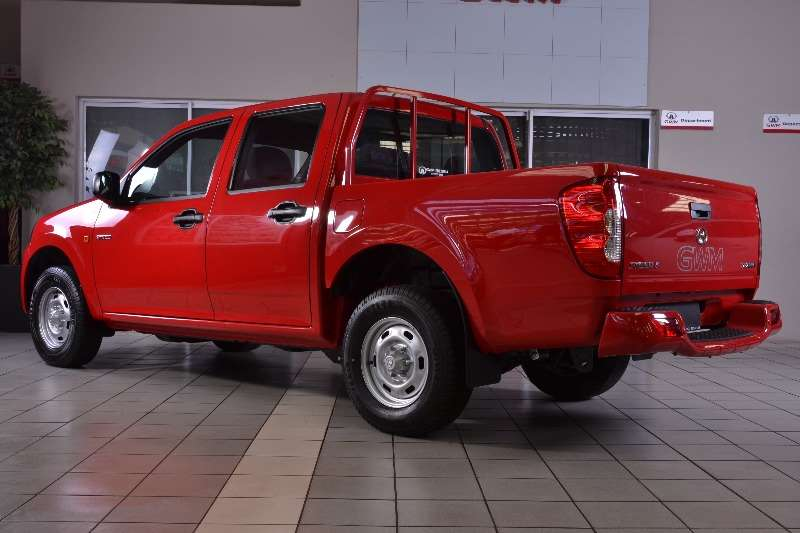GWM Steed 5 2.2L double cab 2020