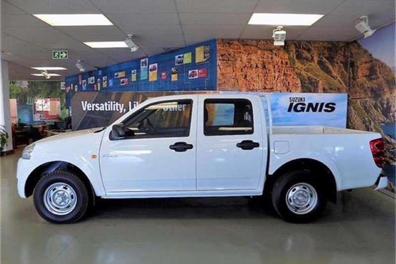 GWM Steed 5 2.2L double cab 2020