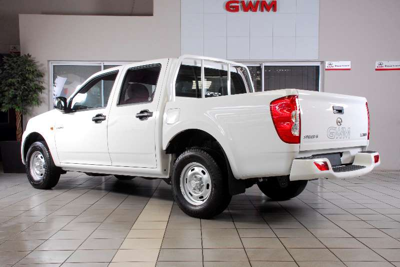 Used 2021 GWM Steed 5 2.2L double cab