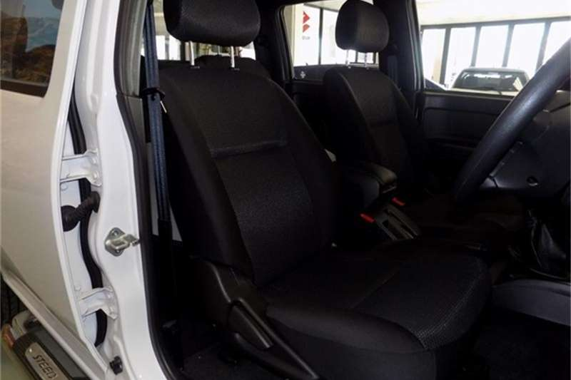 GWM Steed 5 2.2L double cab 2021