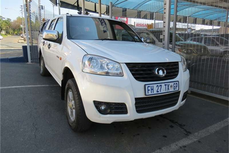 GWM Steed 5 2.2L double cab Lux 2012