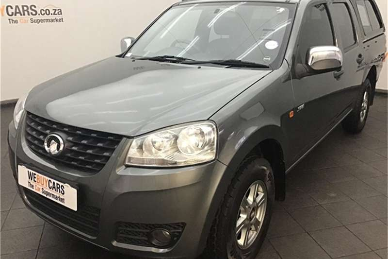 GWM Steed 5 2.2L double cab Lux 2013