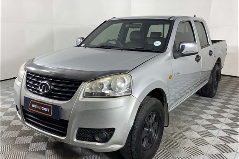 2013 GWM Steed 5 Steed 5 2.2L double cab Lux
