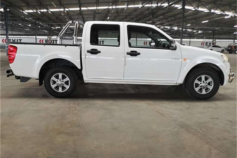 2014 GWM Steed 5 Steed 5 2.2L double cab Lux