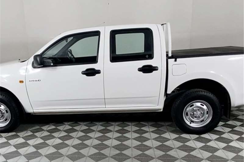 2019 GWM Steed 5 Steed 5 2.2L double cab SX