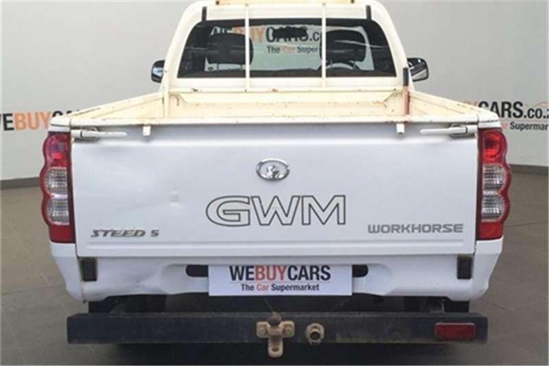GWM Steed 5 2.2L Workhorse 2015