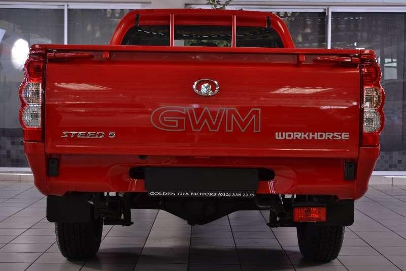 GWM Steed 5 2.2L Workhorse 2020