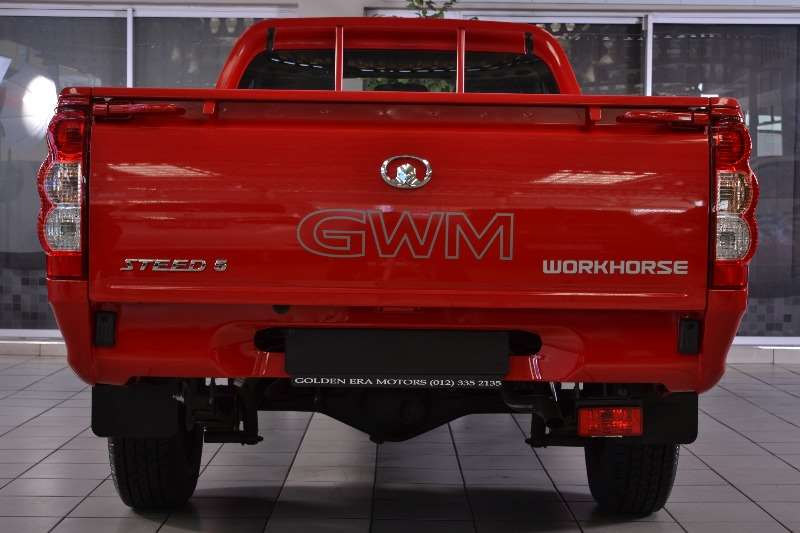 Used 2021 GWM Steed 5 2.2L Workhorse