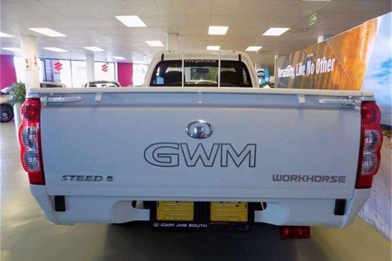 GWM Steed 5 2.2L Workhorse 2021