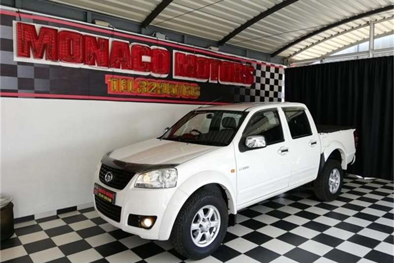 GWM Steed 5 2.4L double cab Lux 2012