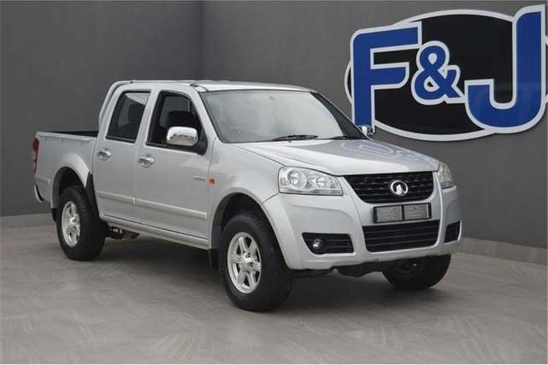GWM Steed 5 2.4L double cab Lux 2013