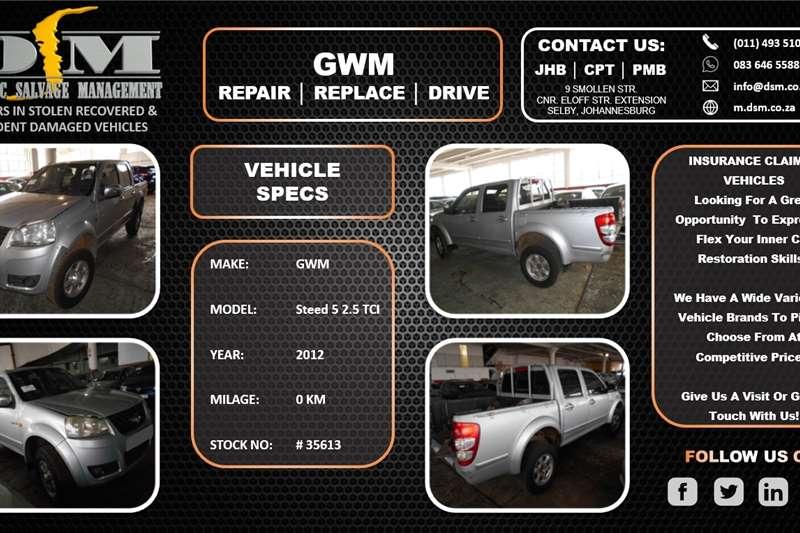 Used 2012 GWM Steed 5