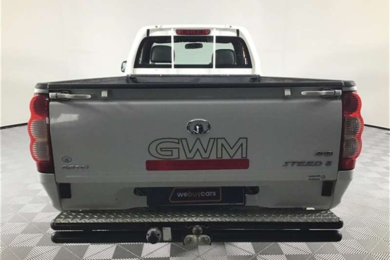 GWM Steed 5 2.5TCi 4x4 Lux 2012