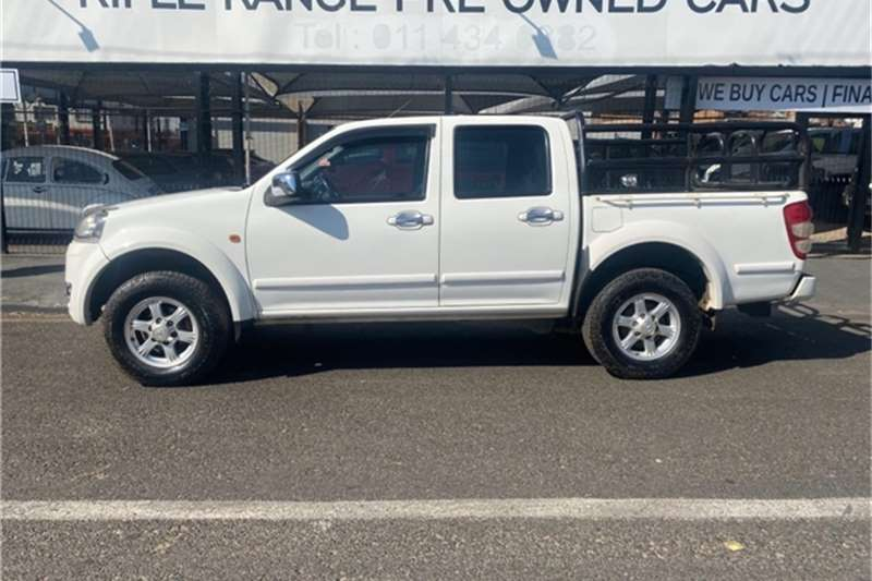 Used 2011 GWM Steed 5 2.5TCi double cab Lux