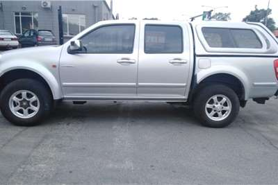 Used 2013 GWM Steed 5 2.5TCi double cab Lux