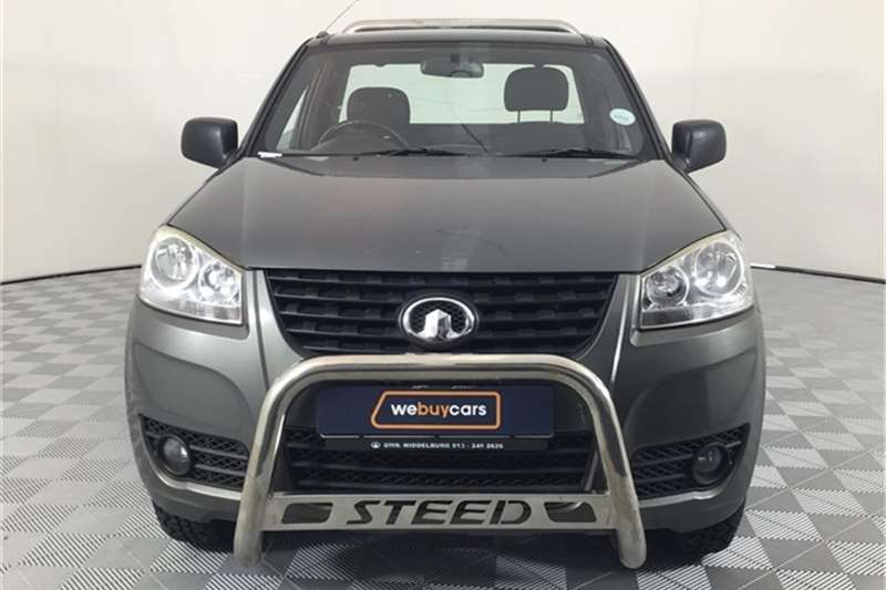 GWM Steed 5 2.5TCi Lux 2014