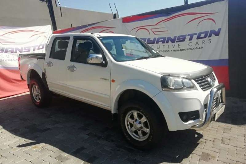 Used 2011 GWM Steed 5 Double Cab