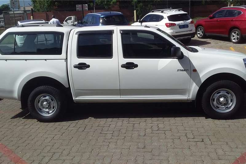 Used 2021 GWM Steed 5 Double Cab