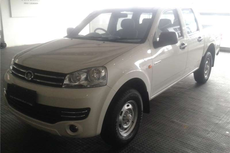 Used 0 GWM Steed 5 Double Cab