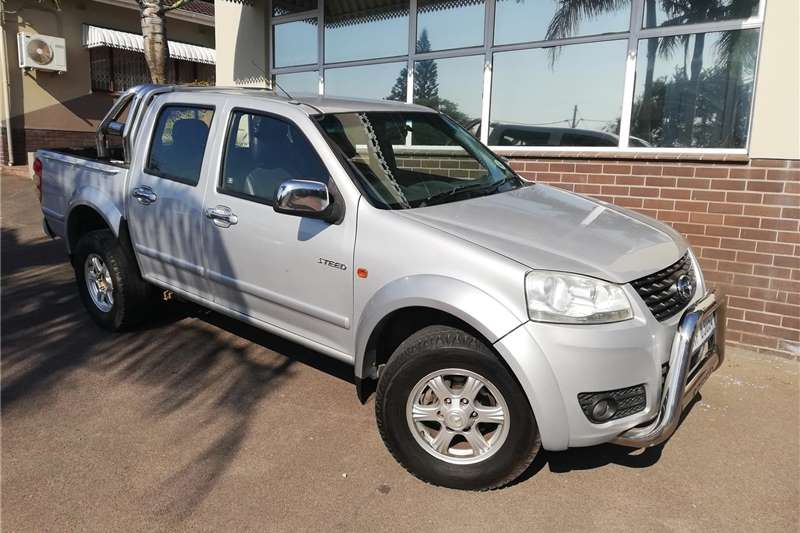 GWM Steed 5 Double Cab STEED 5 2.0 VGT SX P/U D/C 2012