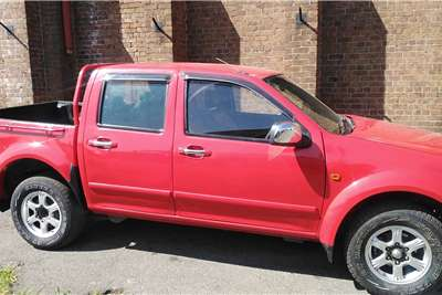 Used 2015 GWM Steed 5 Double Cab STEED 5 2.0 VGT SX P/U D/C