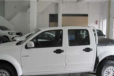 GWM Steed 5 Double Cab STEED 5 2.0 VGT SX P/U D/C 2018