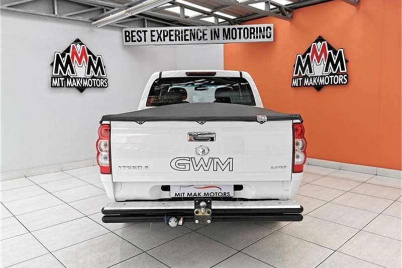 2018 GWM Steed 5 double cab STEED 5 2.0 VGT SX P/U D/C