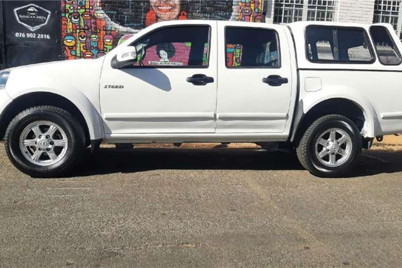 Used 2019 GWM Steed 5 Double Cab STEED 5 2.0 VGT SX P/U D/C