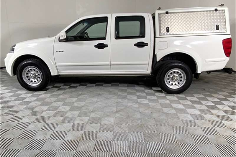 2019 GWM Steed 5 double cab STEED 5 2.0 VGT SX P/U D/C