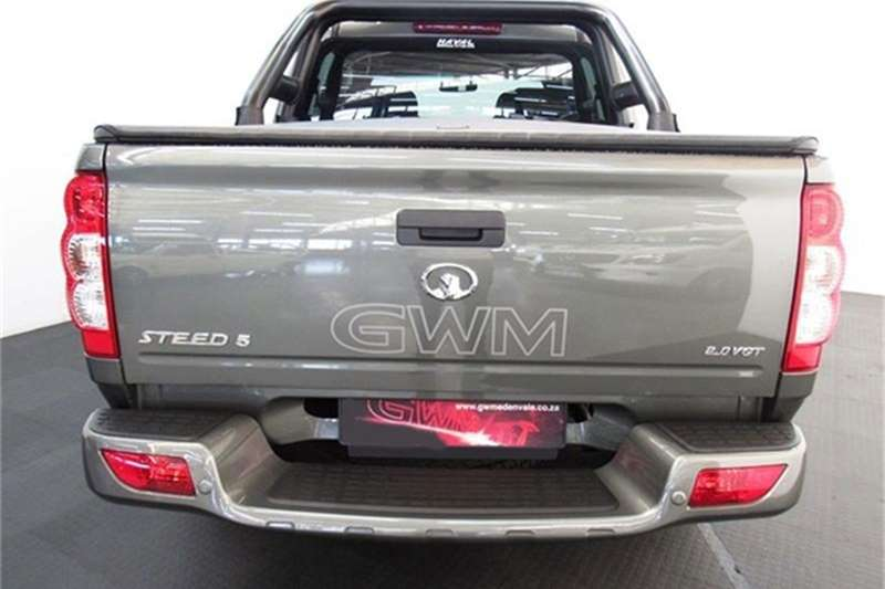 GWM Steed 5 Double Cab STEED 5 2.0 VGT SX P/U D/C 2020
