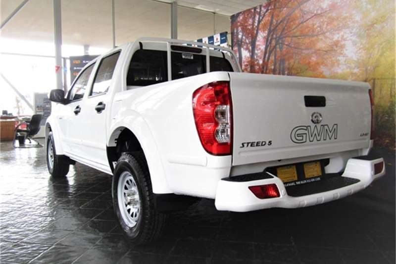 GWM Steed 5 Double Cab STEED 5 2.0 VGT SX P/U D/C 2021