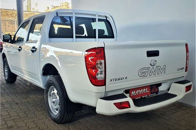 2021 GWM Steed 5 double cab STEED 5 2.0 VGT SX P/U D/C