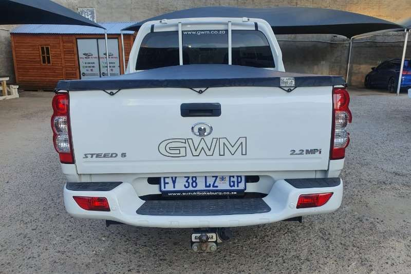 Used 2011 GWM Steed 5 Double Cab STEED 5 2.2 MPi SAFETY P/U D/C