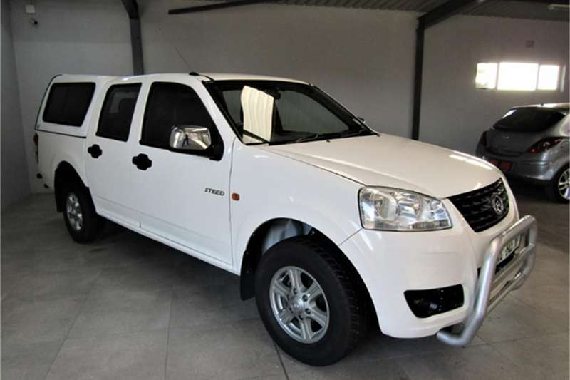 2012 GWM Steed 5 2.2L double cab Lux