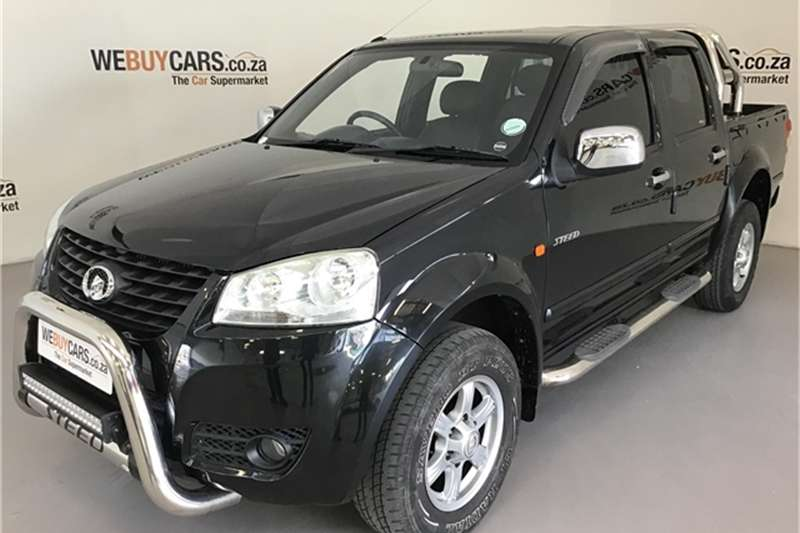 2013 GWM Steed 5 2.0VGT double cab Lux