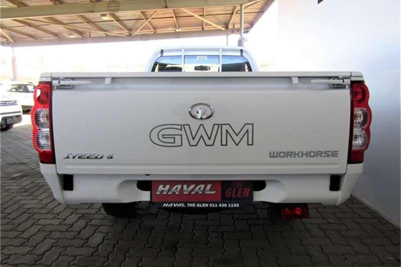 2020 GWM Steed 5 2.2L Workhorse