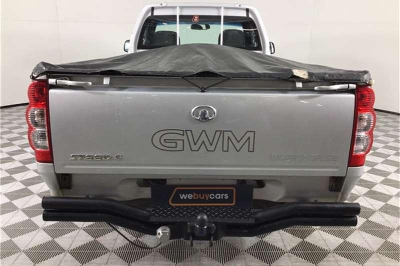 2018 GWM Steed 5