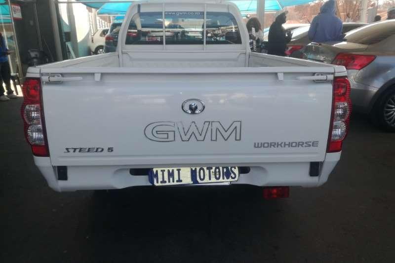 GWM Steed 5 Single Cab 2.2 work horse 2017