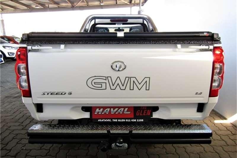 GWM Steed 5 Single Cab STEED 5 2.0 WGT SV P/U S/C 2021