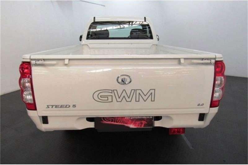 GWM Steed 5 Single Cab STEED 5 2.0 WGT WORKHORSE P/U S/C 2020