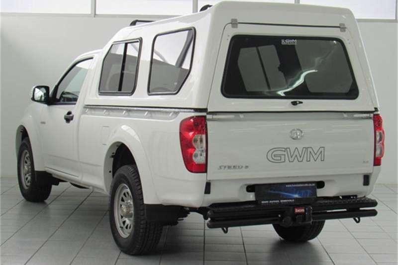 GWM Steed 5 single cab STEED 5 2.0 WGT WORKHORSE P/U S/C 2021