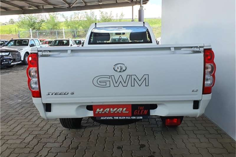 Used 2021 GWM Steed 5 Single Cab STEED 5 2.0 WGT WORKHORSE P/U S/C
