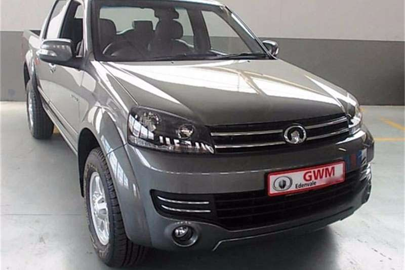 GWM Steed 5E 2.0VGT double cab SX 2020