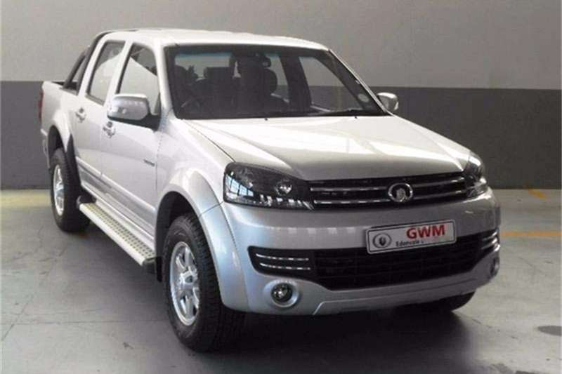 GWM Steed 5E 2.0VGT double cab Xscape 2020
