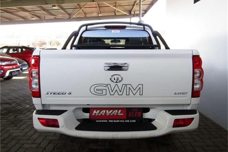 GWM Steed 5E 2.0VGT double cab Xscape 2021