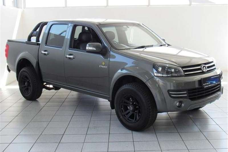 GWM Steed 5E 2.4 double cab SX 2019