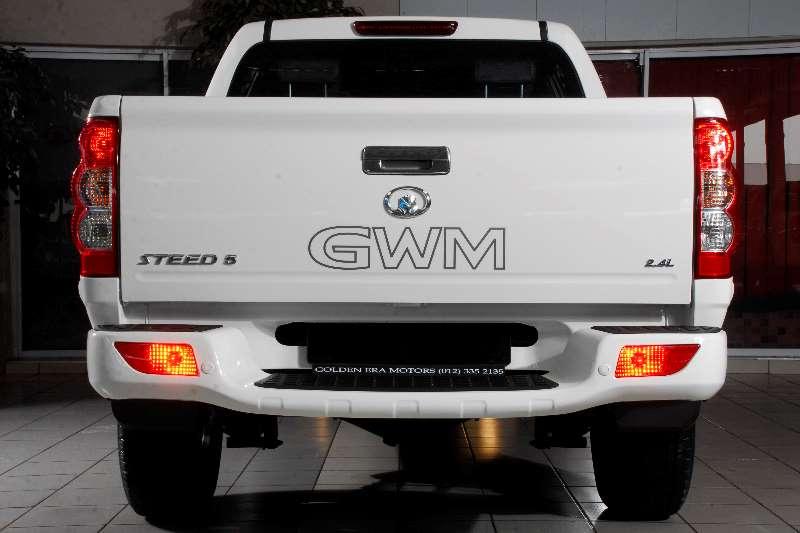 GWM Steed 5E 2.4 double cab SX 2020