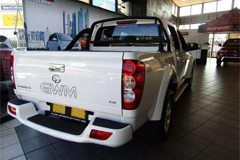 GWM Steed 5E 2.4 double cab Xscape 2020